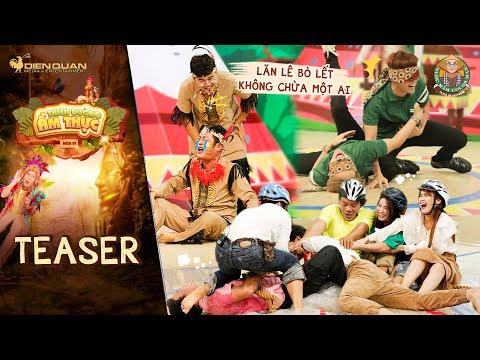 Thiên đường ẩm thực 6   Teaser: Tộc trưởng Trường Giang hả hê khi khách mời