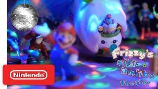 amiibo Dance Party 🕺! - Ep. 5 - Frizzy's Silly amiibo Theater | Play Nintendo
