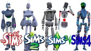 ♦ Sims 1 - Sims 2 - Sims 3 - Sims 4 : Servo - Evolution