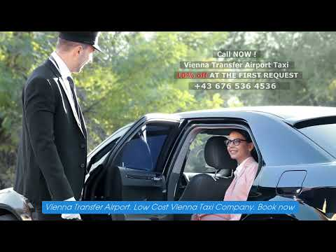 Low Cost Vienna Taxi Company & Vienna Transfer Airport Taxi