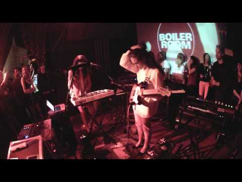 Tropic of Cancer Boiler Room LIVE Show