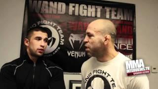PART 1: UFC 141 Brock Lesnar vs Alistair Overeem PROS PICKS: Wanderlei, Gamburyan, Kampmann & more