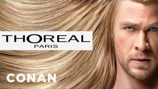 Chris Hemsworth Loves Internet Thor Puns