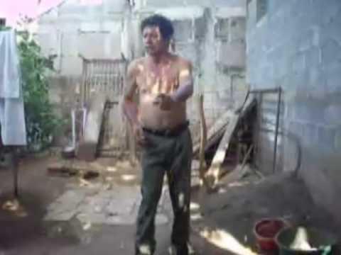 asi se baila la cumbia chinandegana en Nicaragua