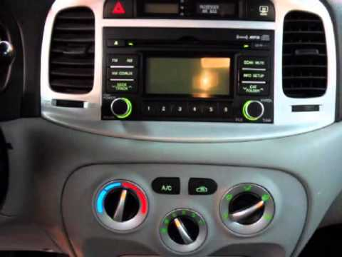 Nissan Of St Charles >> 2009 HYUNDAI Accent 3dr HB Auto SE - YouTube