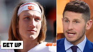 Trevor Lawrence is the best QB in college football - Dan Orlovsky | Get Up