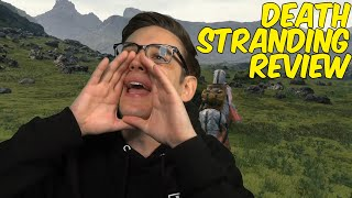 A Terrible Death Stranding Review