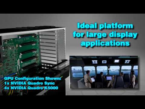 3DBOXX 8950: The Most Advanced GPU Workstation in the World
