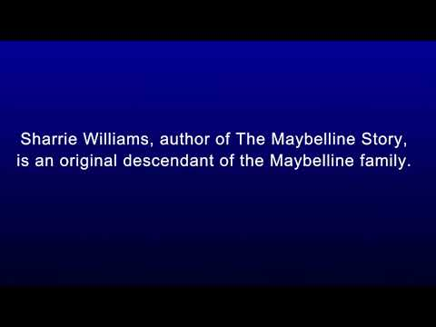 Signed Copy Of The Maybelline Story