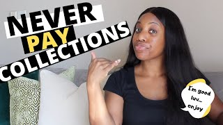 Why you should NEVER Pay collections agency | Collection Agency Secrets Exposed