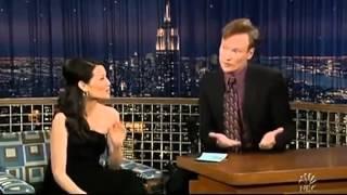 Conan O'Brien 'Lucy Liu! 4/5/06