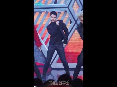 [예능연구소] 엑소 몬스터 디오 Focused @쇼!음악중심_20160611 Monster EXO D.O.