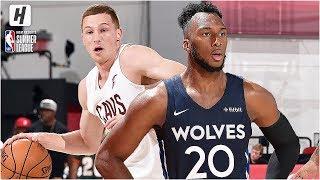 Cleveland Cavaliers vs Minnesota Timberwolves Full Game Highlights | July 5, 2019 NBA Summer League