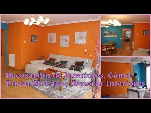 Decoraci n de paredes c mo pintar mi casa y decorar - Alta decoracion de interiores ...