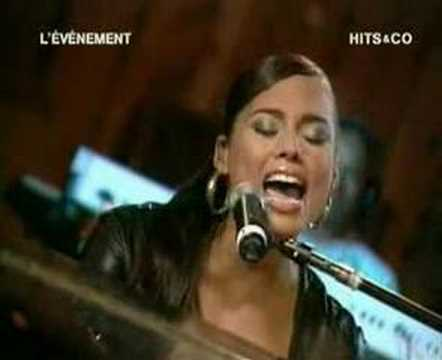 Alicia Keys - If I Ain't Got You, Woman's Worth & Fallin' (L