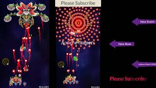 Galaxy Attack Space Shooter ! New Labor Day Event 2020 ! New Boss