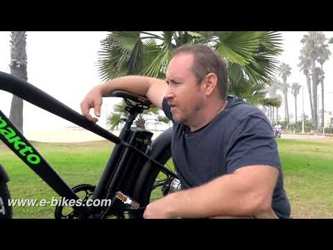 video Nakto Electric Bike 26″