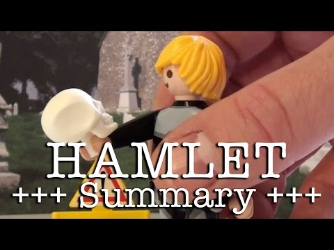Hamlet to go (Shakespeare in 10 minutes, English version)