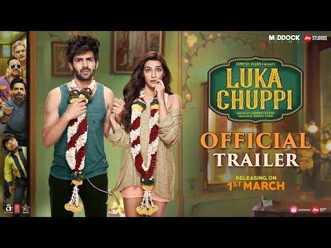 Luka Chuppi Official Trailer - Kartik Aaryan, Kriti Sanon, Dinesh Vijan, Laxman Utekar