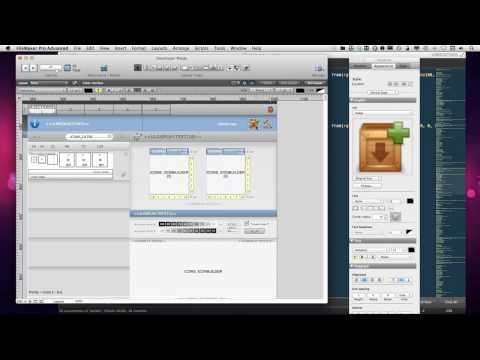 FileMaker 12 Layout Objects