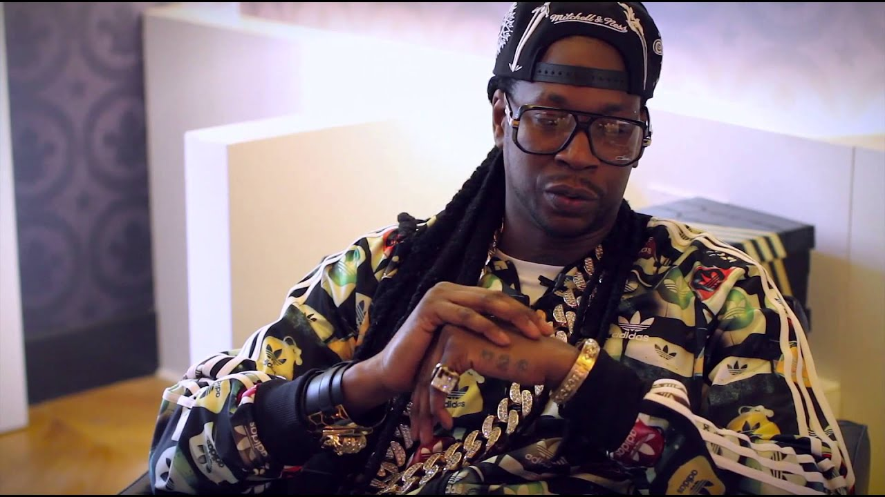 "2 Chainz Talks adidas Top Ten Hi ""2 Good To Be T.R.U."""