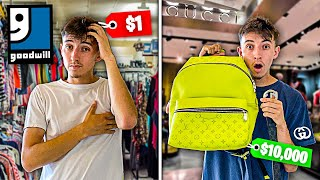 Do Clothing Prices Matter? - ($1 Outfit vs $10,000 Outfit Challenge)