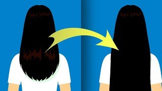 Split Ends Treatment at Home Remedies | Hair Care Beauty Tips in Tamil