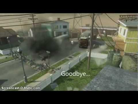 Goodbye Black Ops - By Miracle Of Sound