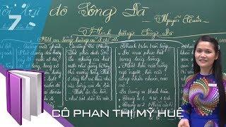 Ngữ văn 12: Người lái đò sông Đà của Nguyễn Tuân   HỌC247