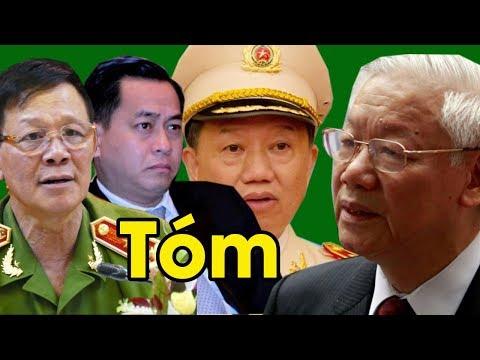 Chấn động: Tướng Phan Văn Vĩnh và hàng loạt tướng tá công an bị bắt vì tổ chức cho Vũ Nhôm đào tẩu