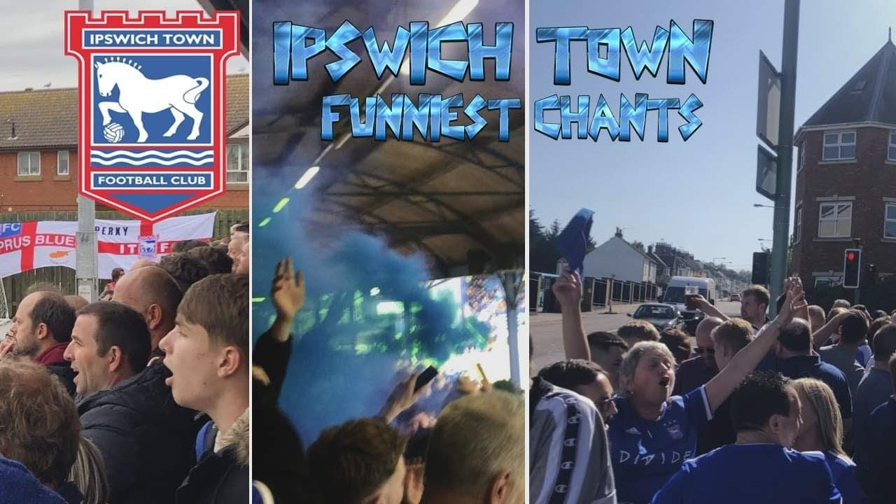 Ipswitch Town Funny Football Chants