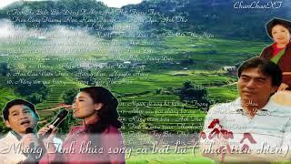 Những Tình Khúc Song Ca Nhạc Đỏ, Cách Mạng Bất Hủ   Thu Hiền - Anh Thơ - Trọng Tấn