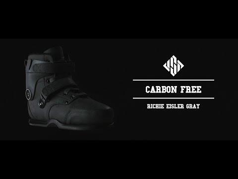 Video USD Boots CARBON FREE R.EISLER Gris