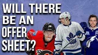 Will there be an offer sheet in the NHL this off season?
