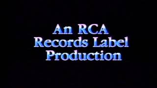 Laserdisc Intro Clip - An RCA Records Label Production