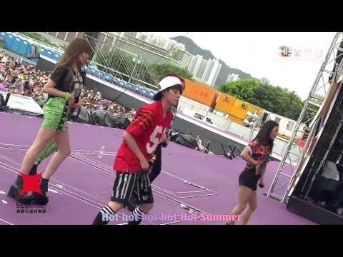 [Vietsub] 130701 f(x) @ HongKong Dome Festival