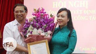 Sức khỏe toàn dân và sức khỏe lãnh đạo trong tay Bà bộ trưởng Y tế Nguyễn Thị Kim Tiến!
