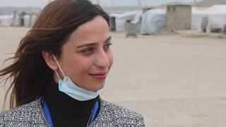قصة إيزيدية ناجية من قبضة داعش -