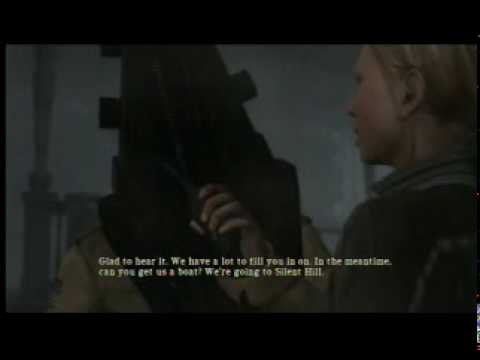 Silent hill homecoming hd battle with siam enemies on the town p25 musica movil - Pyramid head boss fight ...