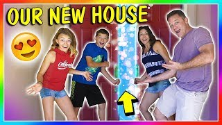WE BOUGHT OUR DREAM HOME! | We Are The Davises