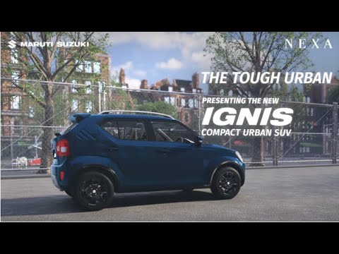 Maruti Ignis Interior | Ignis back seat spaciousness makes for a comfortable trip.