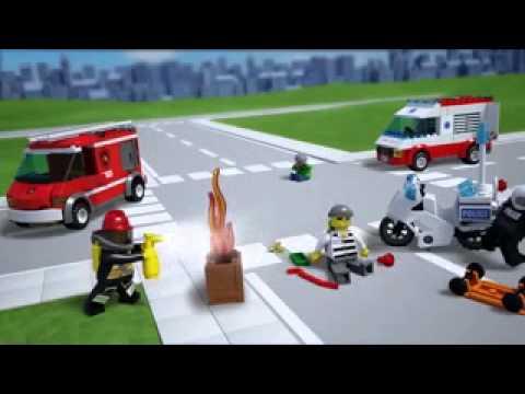 Funskool LEGO City Starter Set