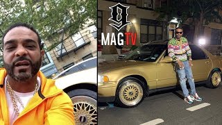 Jim Jones Brings Out The 93' Acura Legend Wit Da Gold BBS's!