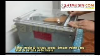 Mesin Vacum Sealer / Mesin Penyedot Udara  DZ 300N