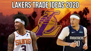 3 Best Trades the LAKERS Could Make this Offseason WITHOUT trading Kuzma! Lakers Trades, Lakers News