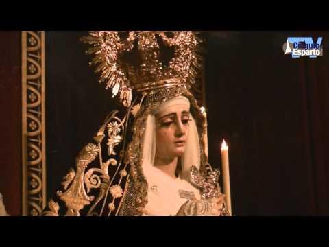 Besamanos de la Virgen de la Victoria de las Cigarreras