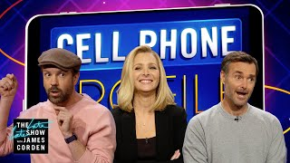 Cell Phone Profile: Lisa Kudrow, Jason Sudeikis, Will Forte