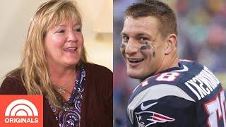 Rob Gronkowski's Mom Talks Rob's Retirement And Tom Brady   Through Mom's Eyes   TODAY Originals