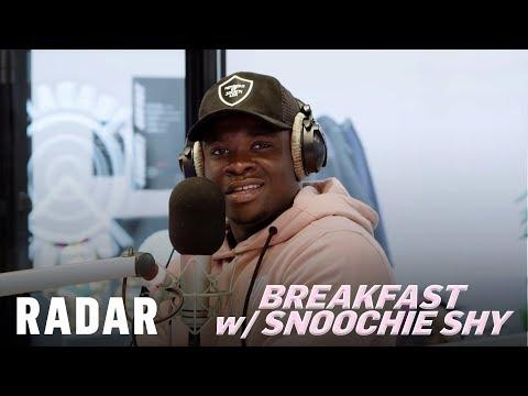 Big Shaq on Breakfast w/ Snoochie Shy