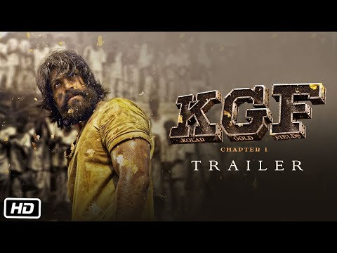 KGF Trailer Hindi - Yash - Srinidhi